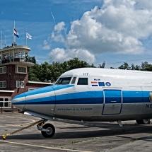 Fokker Friendship in Aviodrome